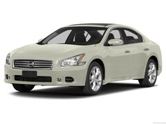 2013 Nissan Maxima 3.5 SV w/Sport Pkg Sedan
