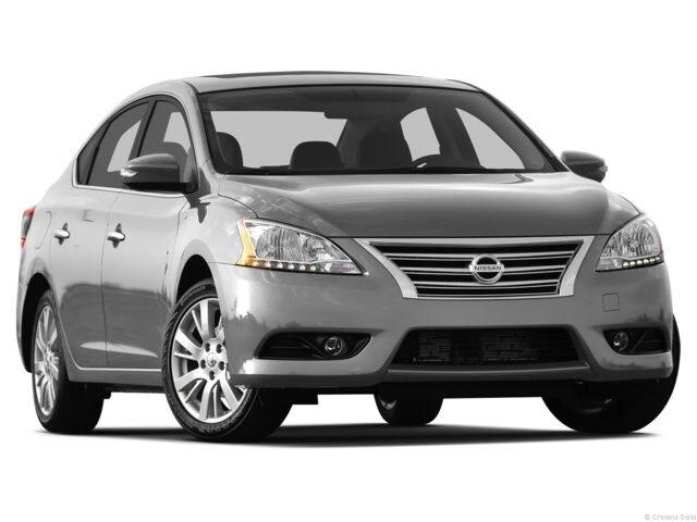 2013 Nissan Sentra S Sedan