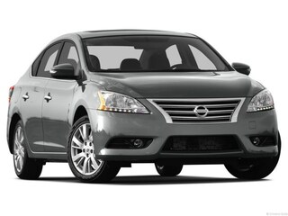 2013 Nissan Sentra 4dr Sdn I4 CVT S Car