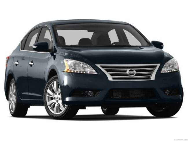 Used 2013 Nissan Sentra S Sedan near Greensboro