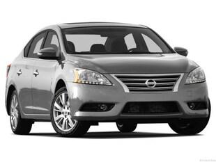 2013 Nissan Sentra FE+ S Sedan