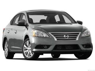 2013 Nissan Sentra I4 CVT FE+ S Sedan