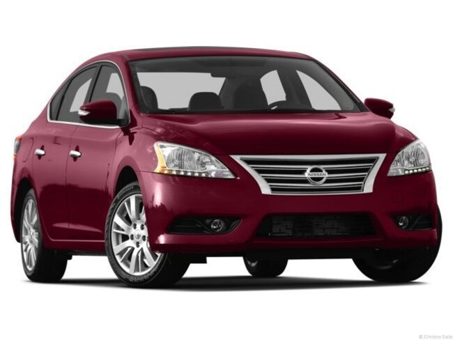 Used 2013 Nissan Sentra Sv For Sale In Cathedral City Ca Vin