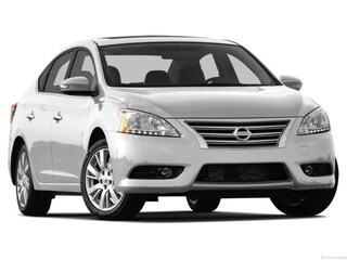 used 2013 Nissan Sentra SV Sedan 3N1AB7AP8DL705336 for sale in New Bern