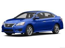 2013 Nissan Sentra SR Sedan