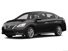 Used 2013 Nissan Sentra SR Sedan Los Angeles, CA