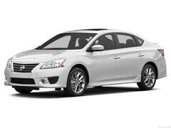 Used Vehicles for sale 2013 Nissan Sentra SR Sedan in Brownsburg, IN
