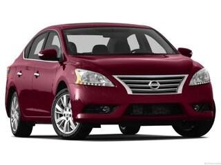 2013 Nissan Sentra SL Sedan