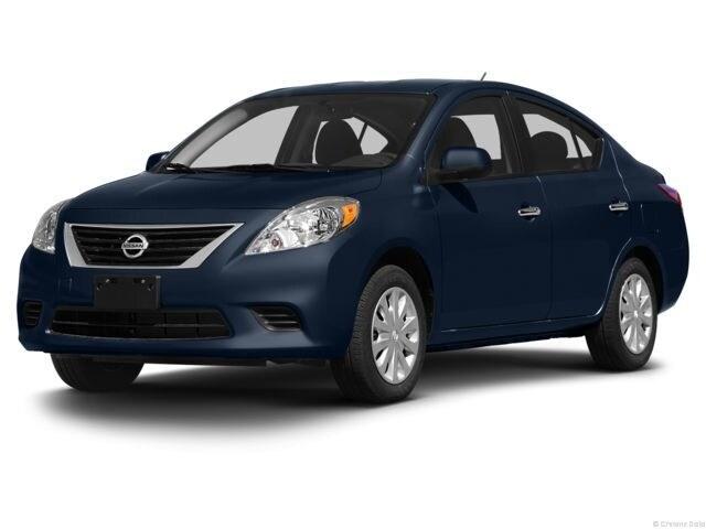 2013 Nissan Versa 1.6 S Plus Sedan