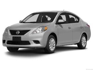 2013 Nissan Versa 1.6 Sedan