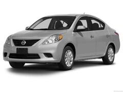 2013 Nissan Versa 4dr Sdn CVT 1.6 SV Car