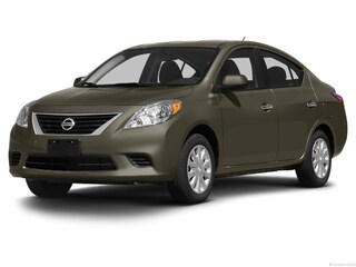 Used 2013 Nissan Versa 1.6 SV Sedan near Baltimore