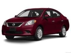 Used 2013 Nissan Versa 1.6 SV 1.6 SV  Sedan Chiefland