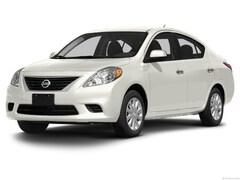 2013 Nissan Versa SV Sedan