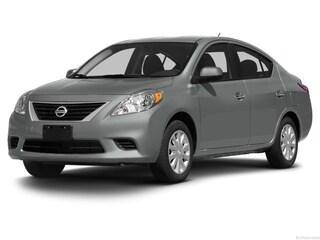 used 2013 Nissan Versa 1.6 SL Sedan in Lafayette