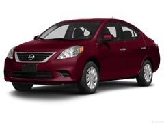 2013 Nissan Versa 1.6 SL Sedan