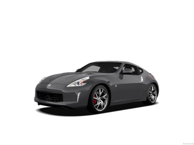 Used 2013 Nissan 370z Base Coupe Gun Metallic For Sale In Johnston