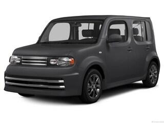 2013 Nissan Cube 1.8 S Wagon