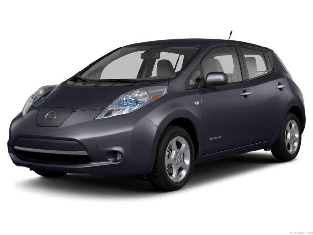 Used 2013 Nissan Leaf S Hatchback Santa Rosa