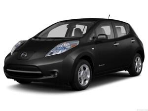2013 Nissan Leaf 4dr HB S