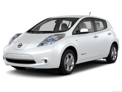 2013 Nissan Leaf S Hatchback 80kW AC Synchronous Motor 0.0L Single Speed Reducer P15439