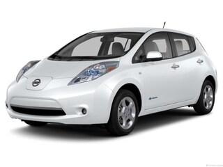 2013 Nissan LEAF 4dr HB S Hatchback
