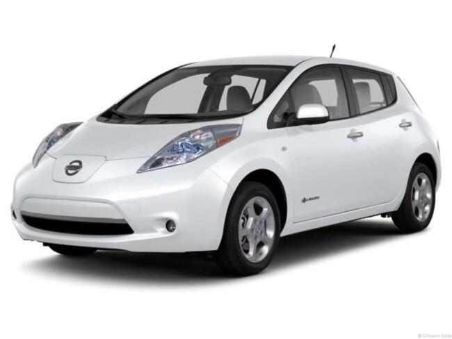 2013 Nissan Leaf 4dr HB S Car