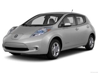 2013 Nissan Leaf 4dr HB SV Car