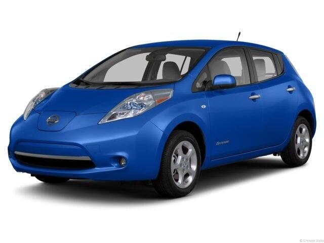 2013 Nissan Leaf SV Hatchback