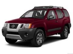 2013 Nissan Xterra X SUV