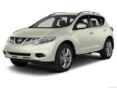 2013 Nissan Murano SL SUV