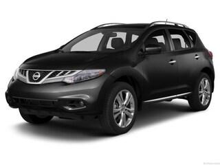 2013 Nissan Murano UP SUV