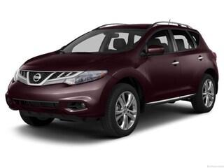 Bargain Used 2013 Nissan Murano SV AWD SUV near Providence