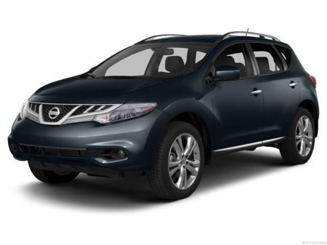 2013 Nissan Murano S SUV