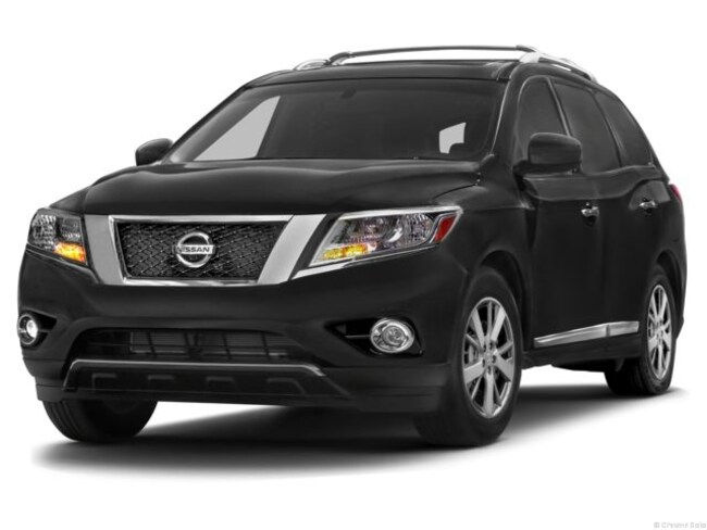 Used 2013 Nissan Pathfinder 2wd 4dr S For Sale In Westport
