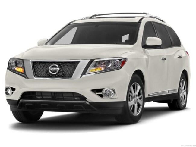 2013 Nissan Pathfinder S SUV