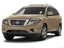2013 Nissan Pathfinder SV SUV