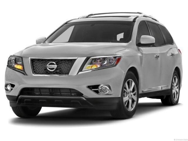 2013 Nissan Pathfinder SUV V 6 Cyl