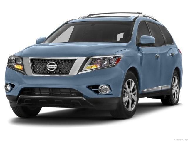 2013 Nissan Pathfinder S (Inspected Wholesale) SUV