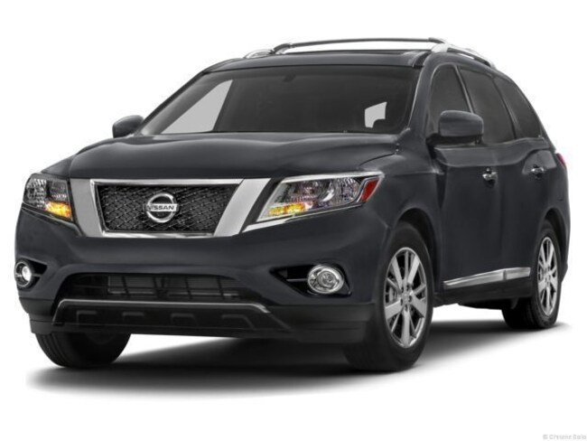 Used 2013 Nissan Pathfinder For Sale Libertyville Il