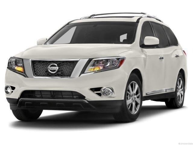 Used 2013 Nissan Pathfinder For Sale at North Freeway Hyundai