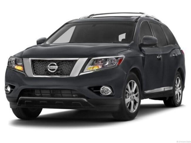Used 2013 Nissan Pathfinder For Sale Near Washington DC, Baltimore ...