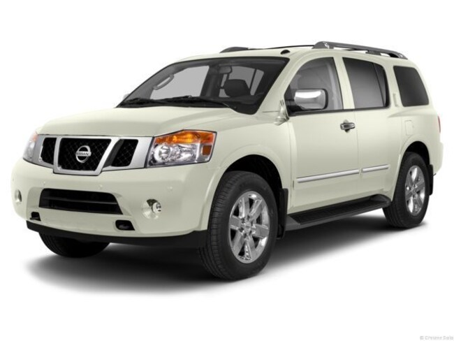 2013 Nissan Armada 2WD  Platinum SUV