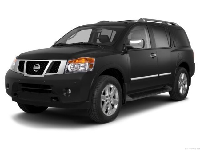 2013 Nissan Armada SL SUV