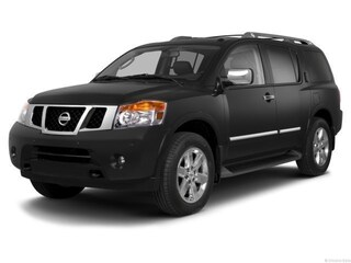 Used 2013 Nissan Armada Platinum 4WD 4dr Platinum for sale near you in Centennial, CO