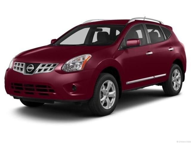 2013 Nissan Rogue SV FWD SV