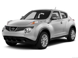 2013 Nissan Juke S SUV