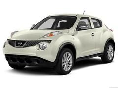 2013 Nissan Juke SL SUV