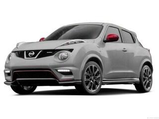 2013 Nissan Juke NISMO SUV
