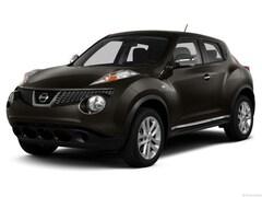 2013 Nissan Juke SV SUV